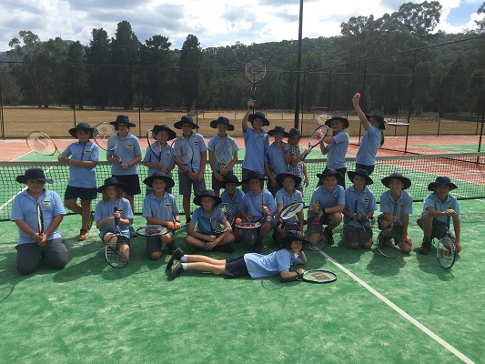 Years 5 & 6 Term 1 Physical Education